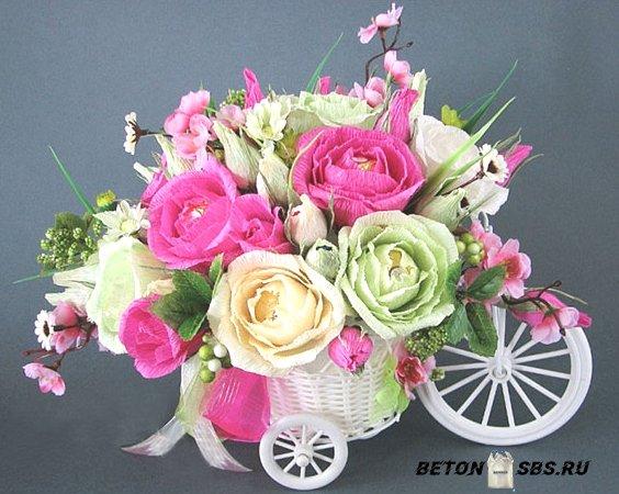 Букет цветов в подарок: полезные советы