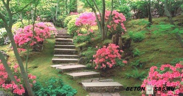 Ландшафтный дизайн от gardenpark