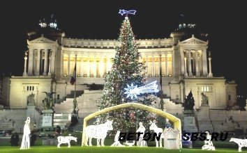 Новогодний тур в Рим