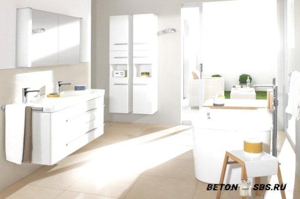 Шкафы и пеналы в ванной – обилие конструкций и дизайнерские индивидуальности