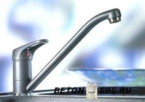 Водопроводный кран: виды и индивидуальности установки