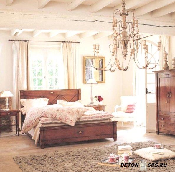 Cпальня в Британском стиле — соответствующие черты и отличия от очевидной классики + фото