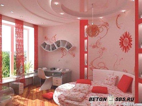 Дизайн комнаты для девицы 15, 20, 25 лет. Фото в фото