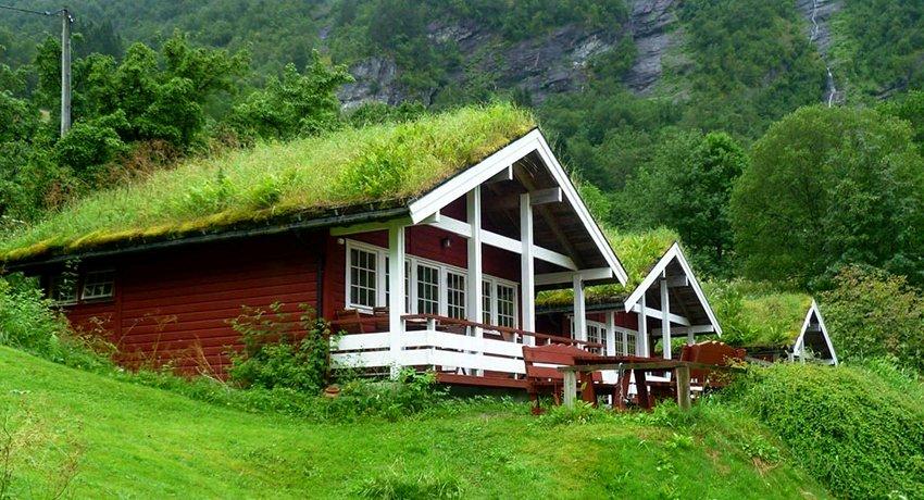Дом в скандинавском стиле: разумный миниатюризм для удобного проживания