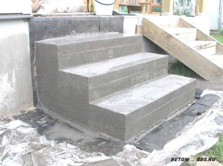 Из бетона гвоздикова абразивного бетона