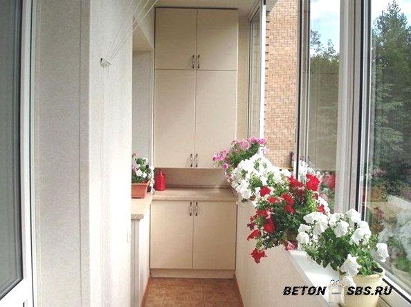 Шкаф на балкон: успешный выбор для практичности и удобства