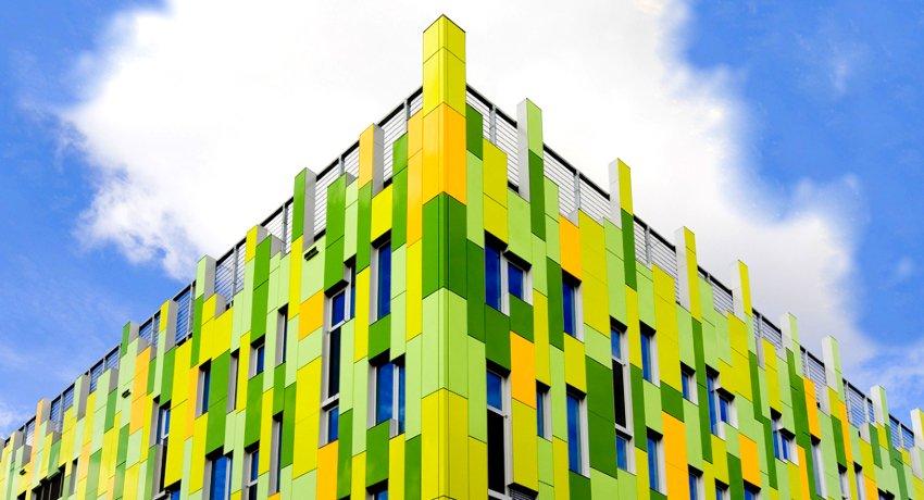 Система вентилируемого фасада: защитно-декоративная оболочка строения