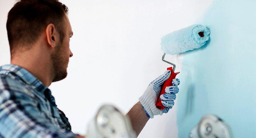 Стеклохолст под покраску: инноваторская разработка армирования поверхности