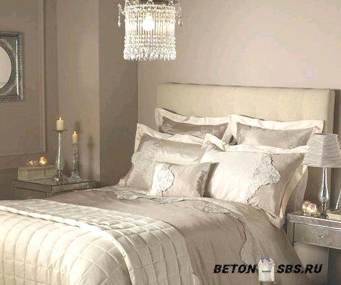 Избираем осветительные приборы в спальню – на что направить внимание? в фото