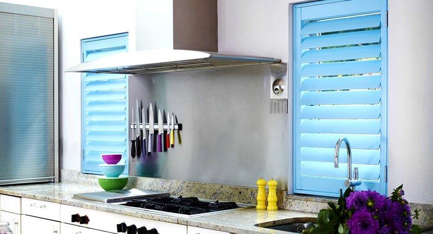 Жалюзи на кухню: элегантный элемент декора в современном интерьере